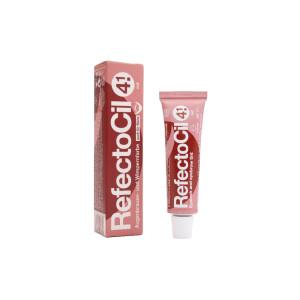 RefectoCil Augenbrauen- und Wimpernfarbe 4.1 rot 15 ml