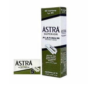 Astra Rasierklingen Superior Platinum 100er Pack