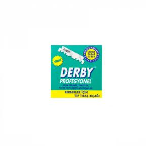 Derby Rasierklingen 100er Pack